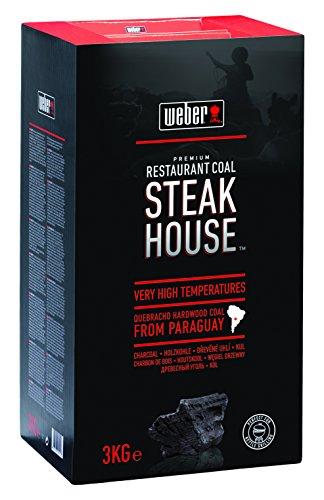 Weber Grillkohle Steakhouse Premium 3kg
