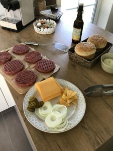 Grillkohle Test Hamburger Grillen