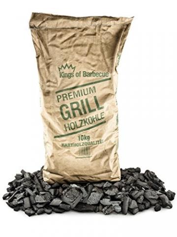 Premium Quebracho Grillkohle
